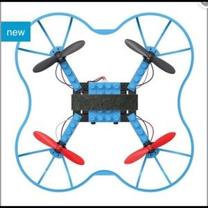 Flight Force™ Build and Fly Drone